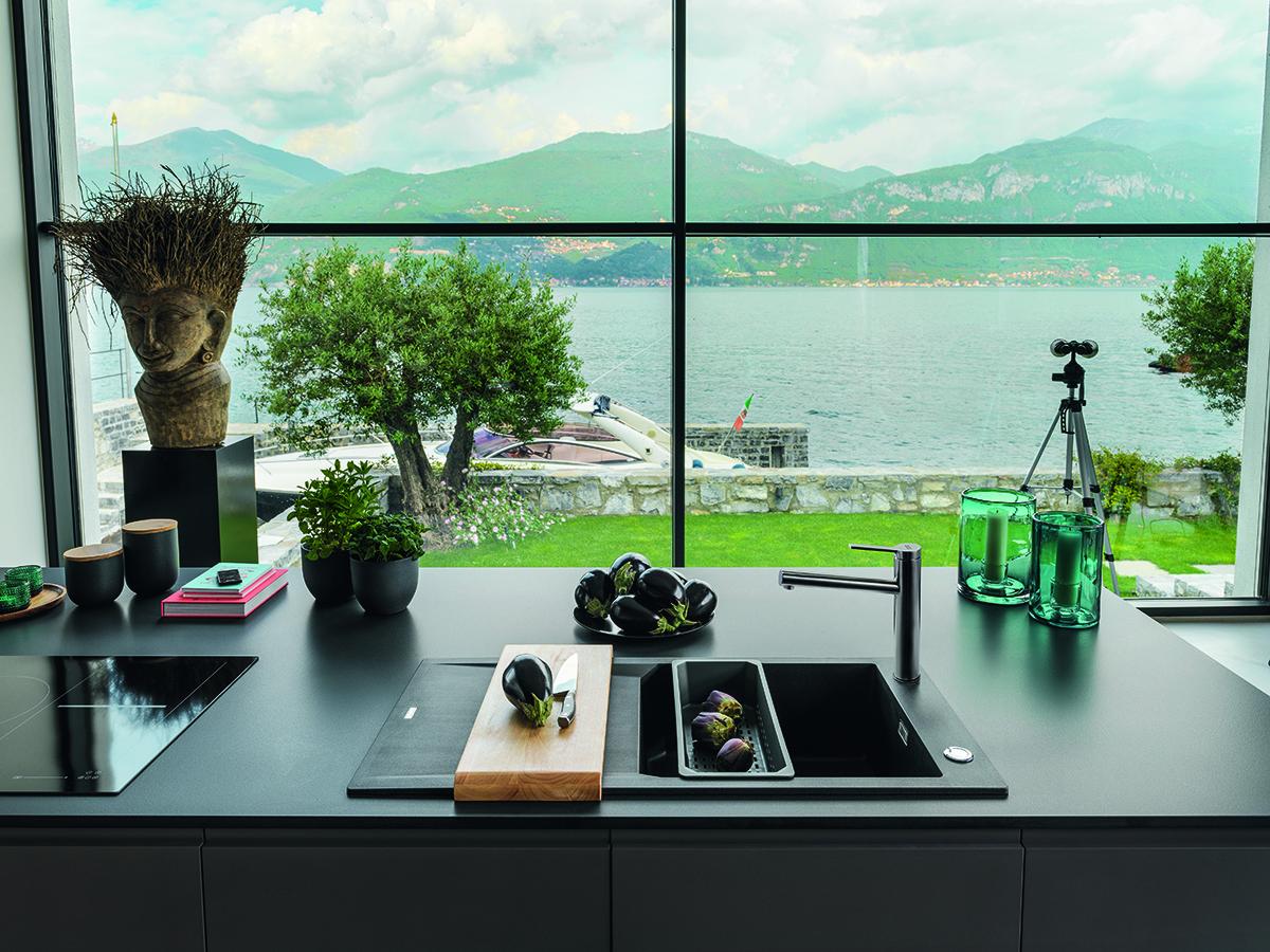 squarerooms-franke-kitchen-sink-basin-window-view-counter-grey-sleek