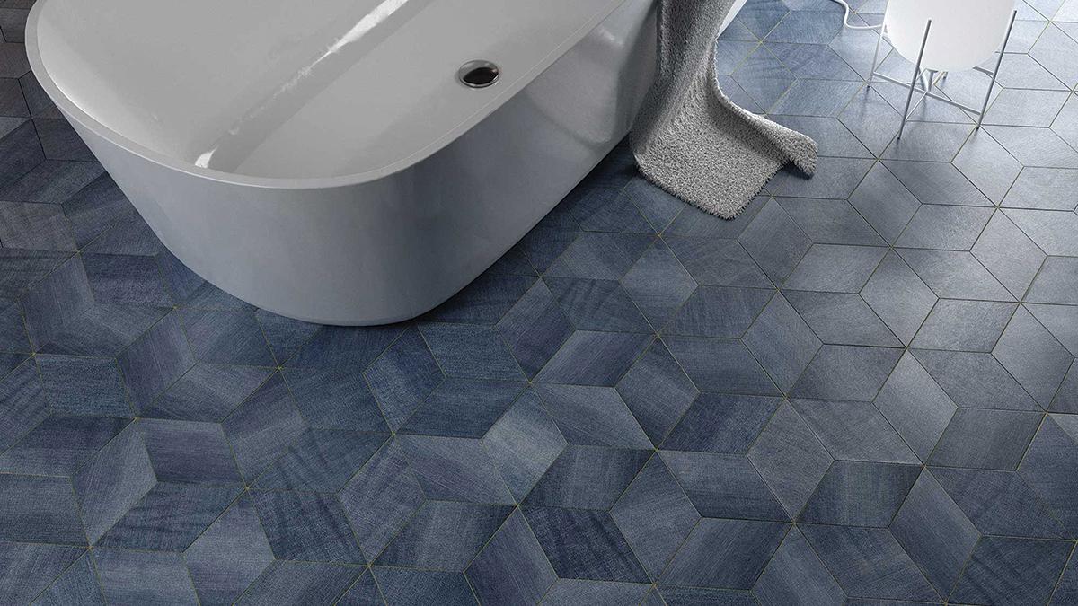 squarerooms-denim-bathroom-tiles-floor-bathtub-blue-diamond-shape