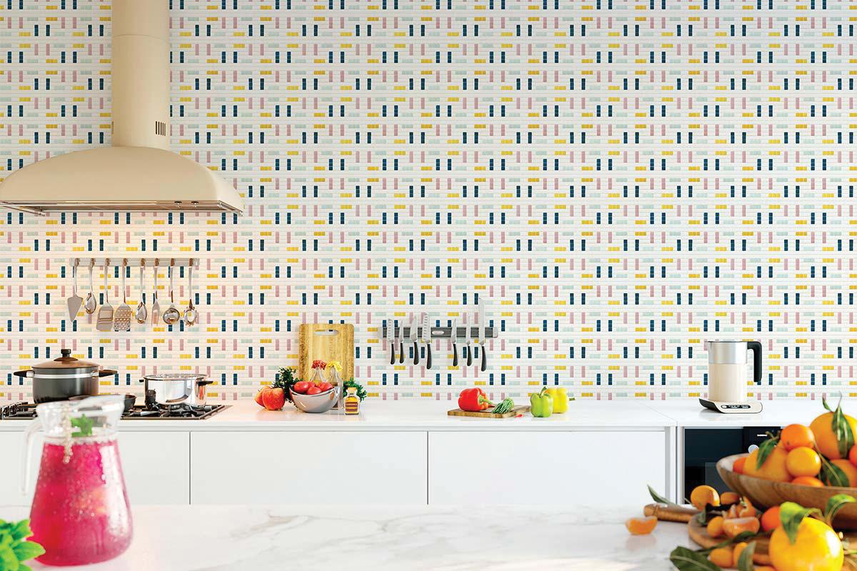 squarerooms-mosaic-tiles-kitchen-backsplash-colourful-pattern-wall