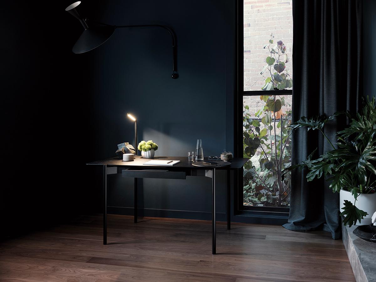 squarerooms-king-living-Eto-Desk-dark-night-moody-lifestyle-product-photo