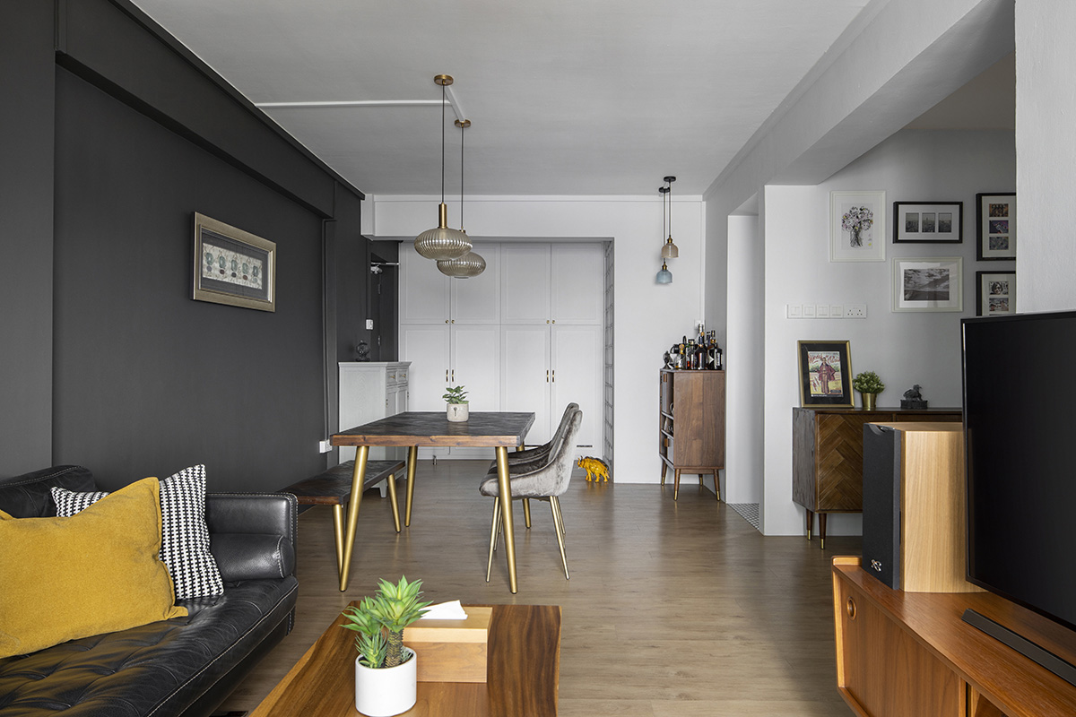 Top Open Concept Layouts For Your Hdb Living Room Squarerooms