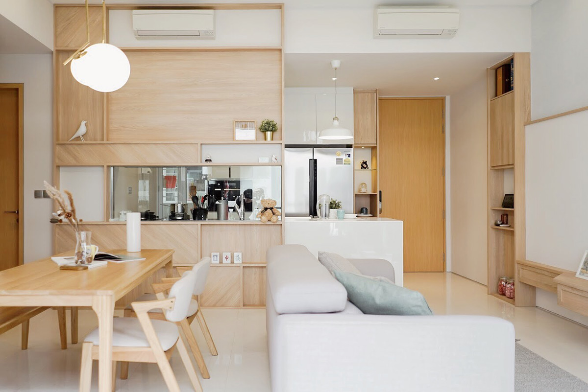 SquareRooms-Authors-interior-and-styling-living-room-light-wooden