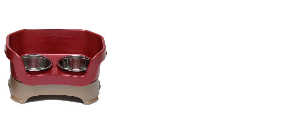 squarerooms-neater-feeder-perromart-red-pet-bowl-stand