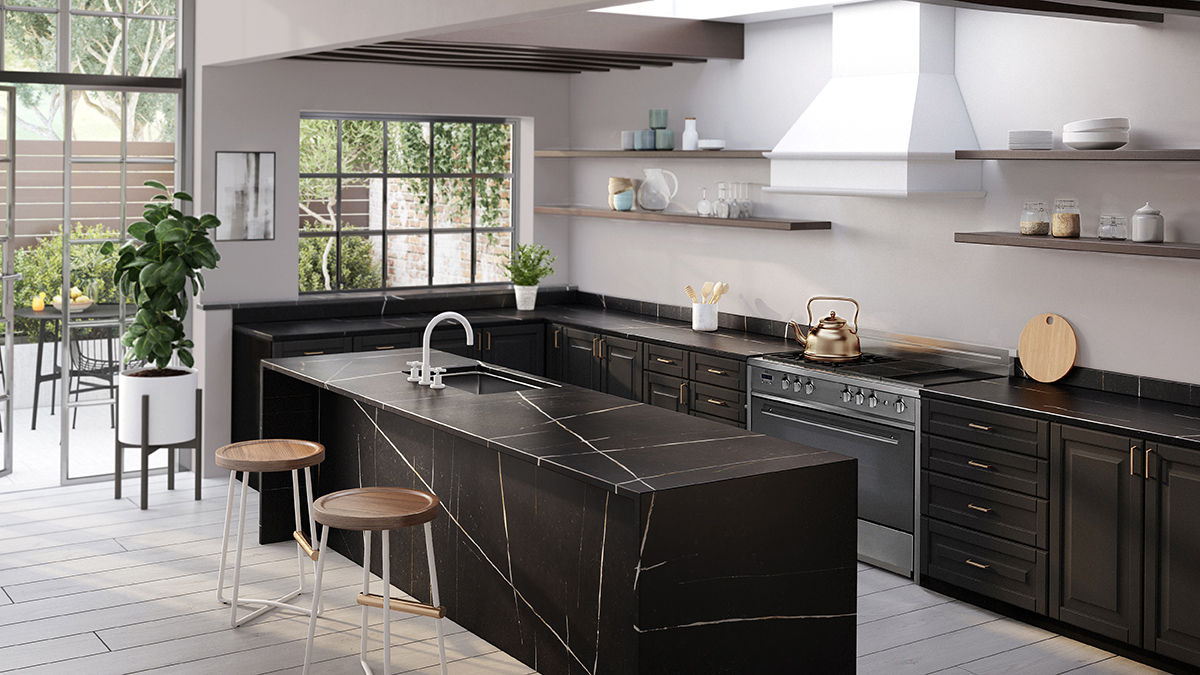 squarerooms-kitchen-surface-material-black-island-silestone