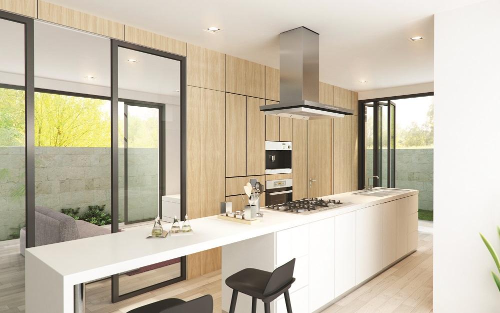 squarerooms-tanned-rosenheim-maple-laminate-lamitak-kitchen-cabinets-wooden-light