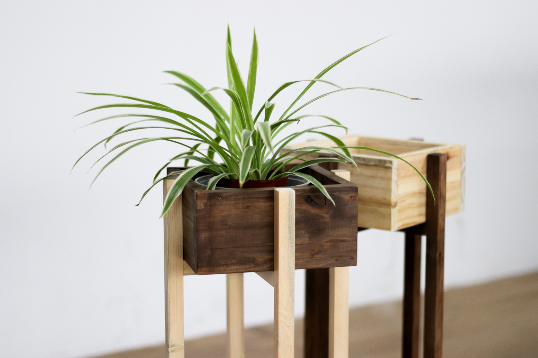 squarerooms triple eyelid studio sustainable recycled wood furniture plant pot