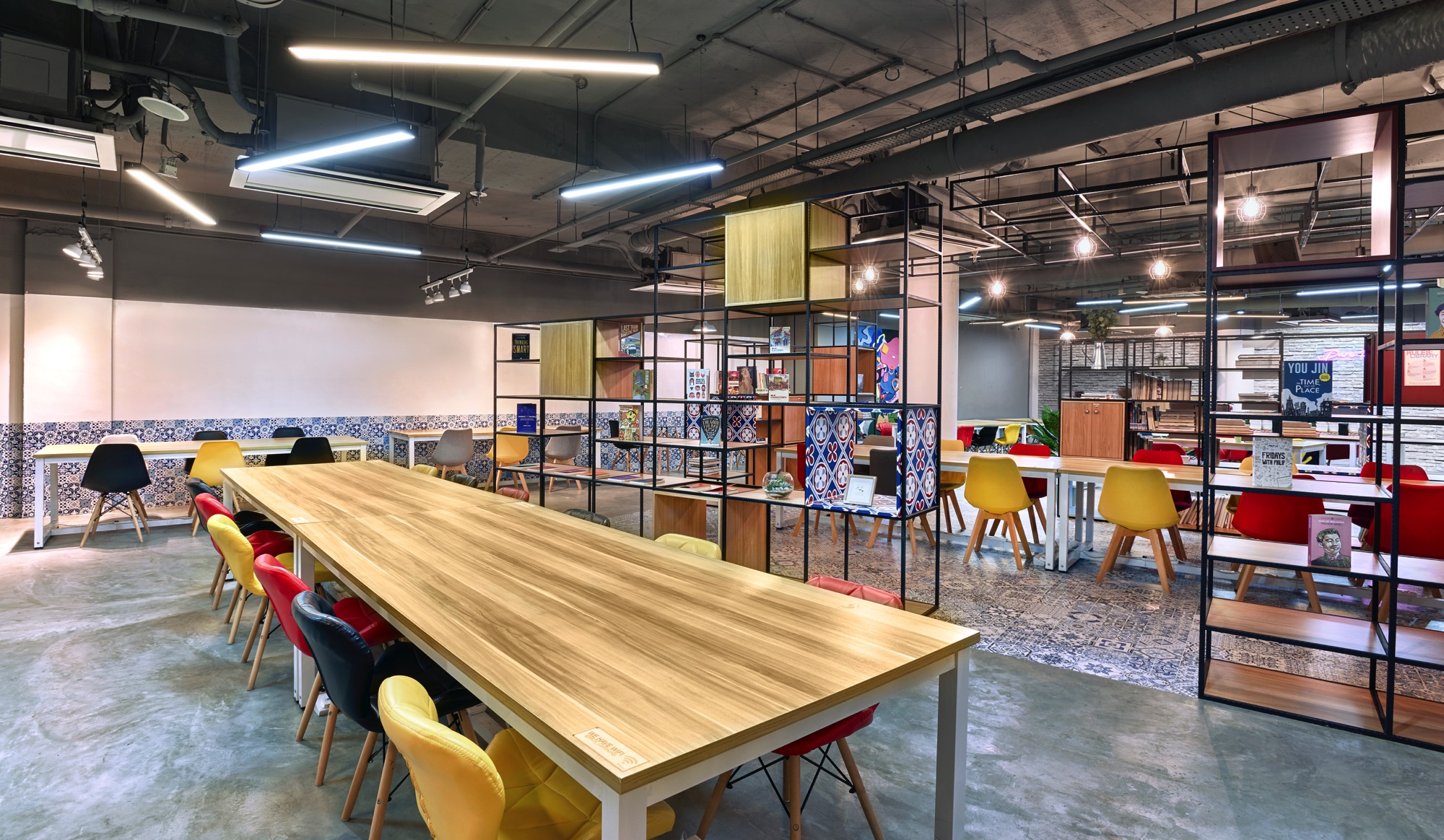 squarerooms mox coworking space comaking singapore creative studio shared office