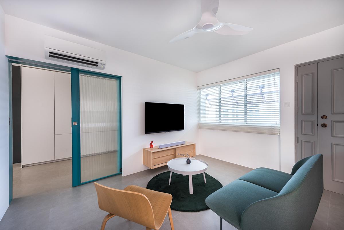 3 room resale flat renovation design