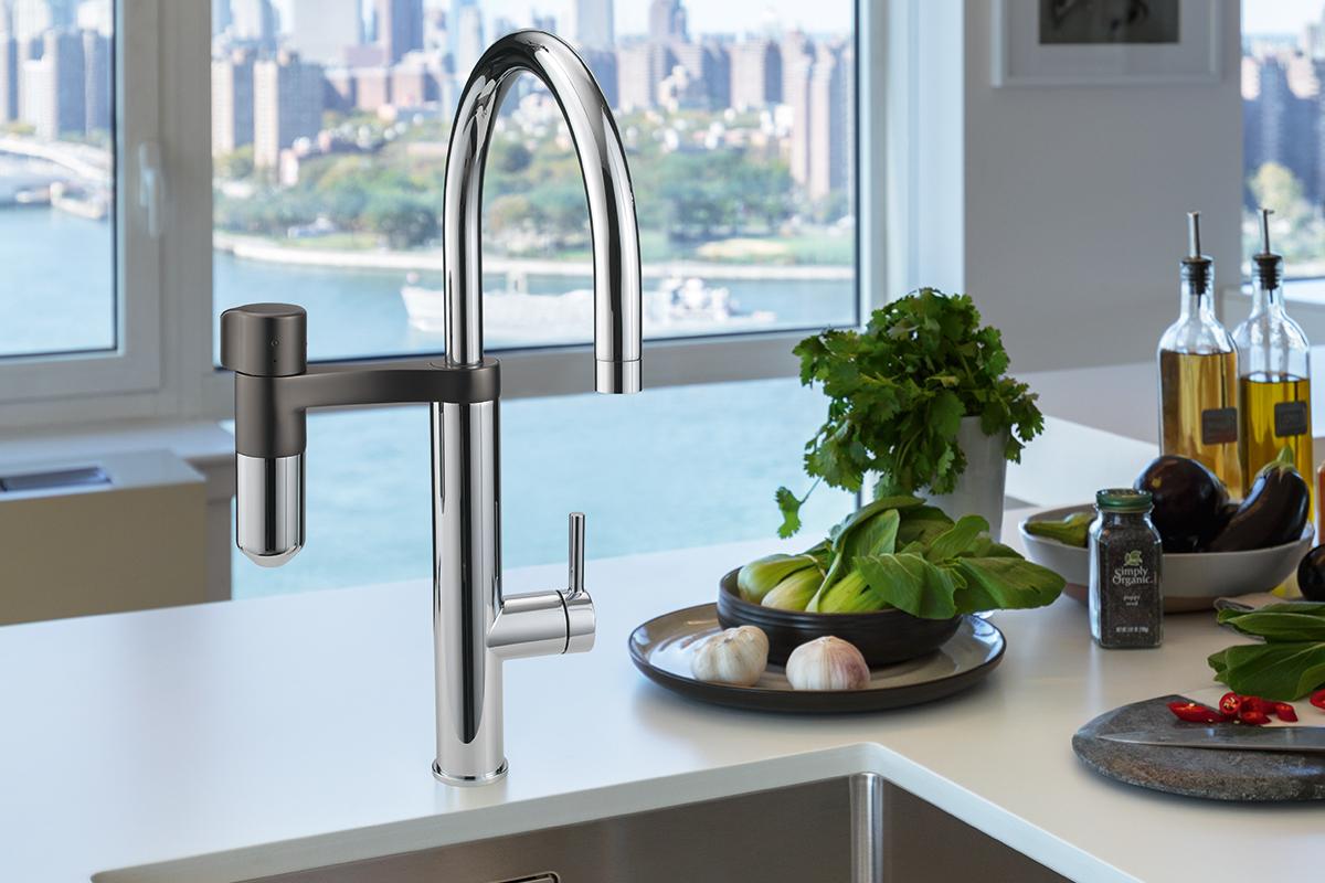 squarerooms franke water filter tap squarerooms franke water filter tap Vital Capsule kitchen sink counter