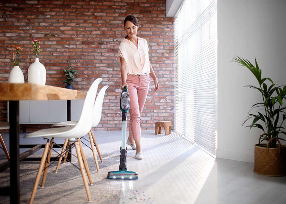 squarerooms philips speedpro max aqua cordless vacuum mop