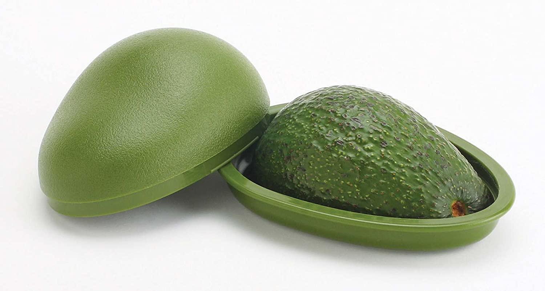squarerooms joie fresh avocado storage container saver