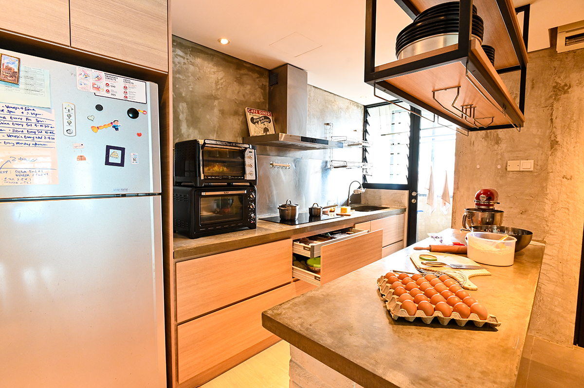 squarerooms luigi la tona joyce chung home organisation kitchen storage