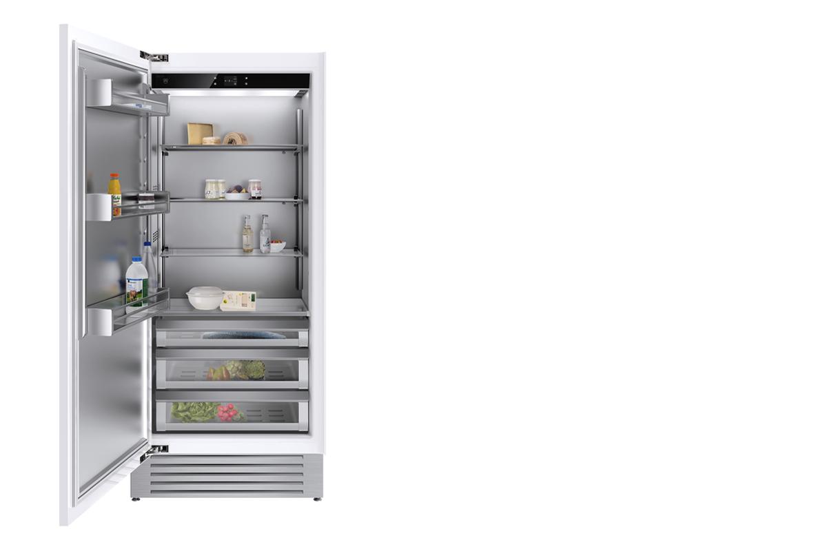 squarerooms vzug cooler v6000 supreme fridge refrigerator