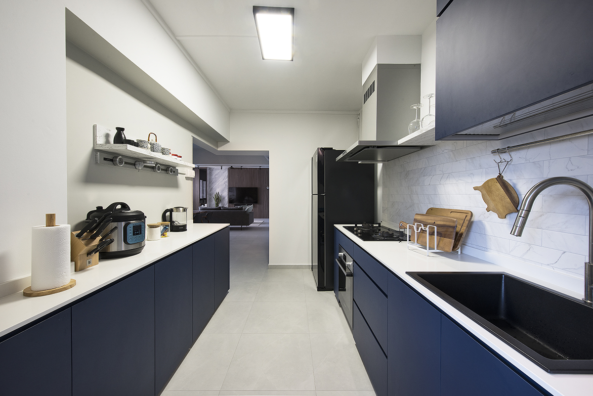 Less Is More In This Modern 5 Room Hdb Flat Squarerooms