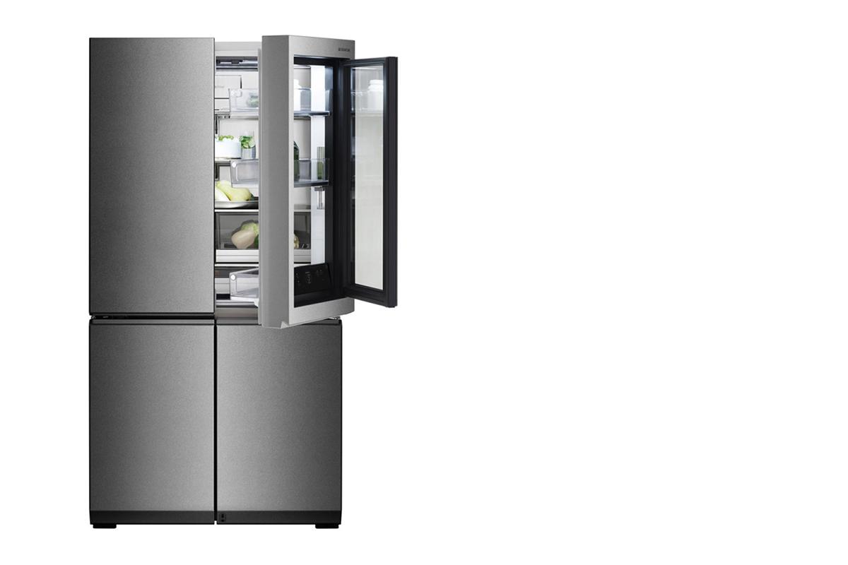 squarerooms LG's InstaView Door-in-Door GF-X9052GR