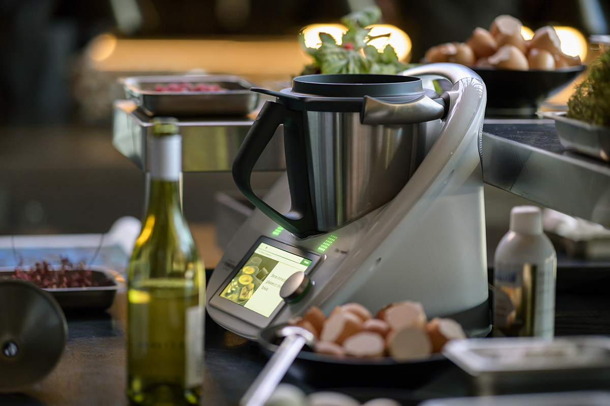 squarerooms kitchen appliance thermomix tm6 multi cooker