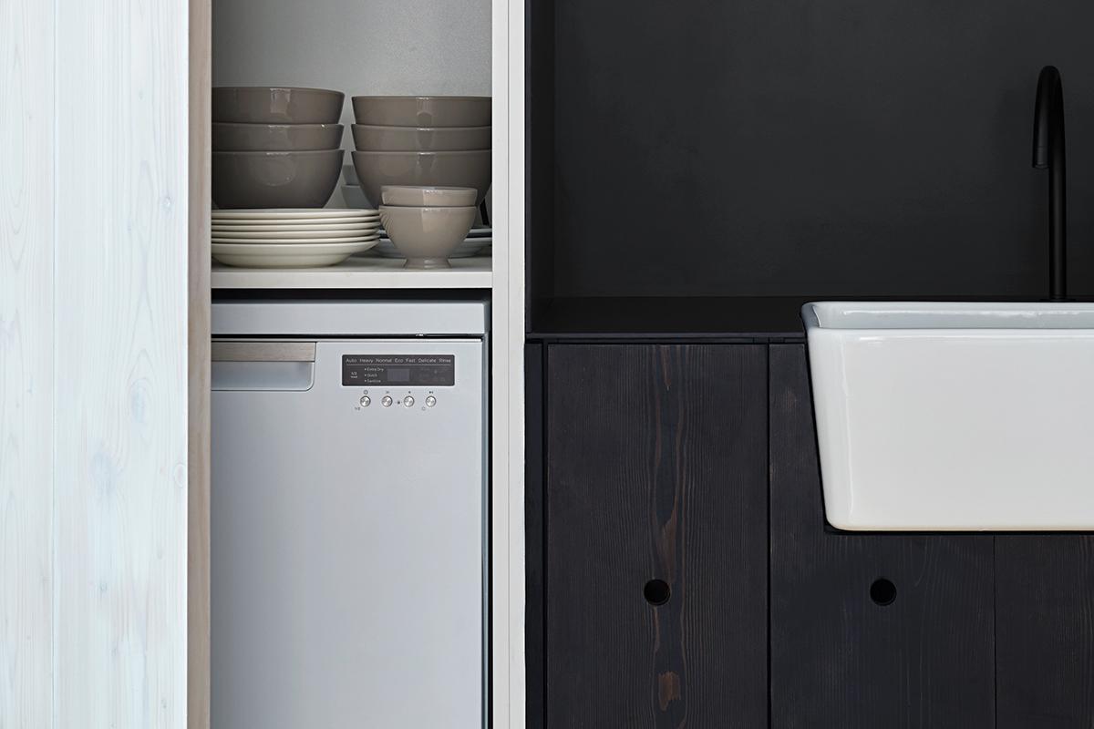 squarerooms kitchen appliance double dishdrawer dishwasher