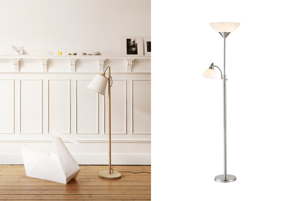 squarerooms romantic standing floor lamps