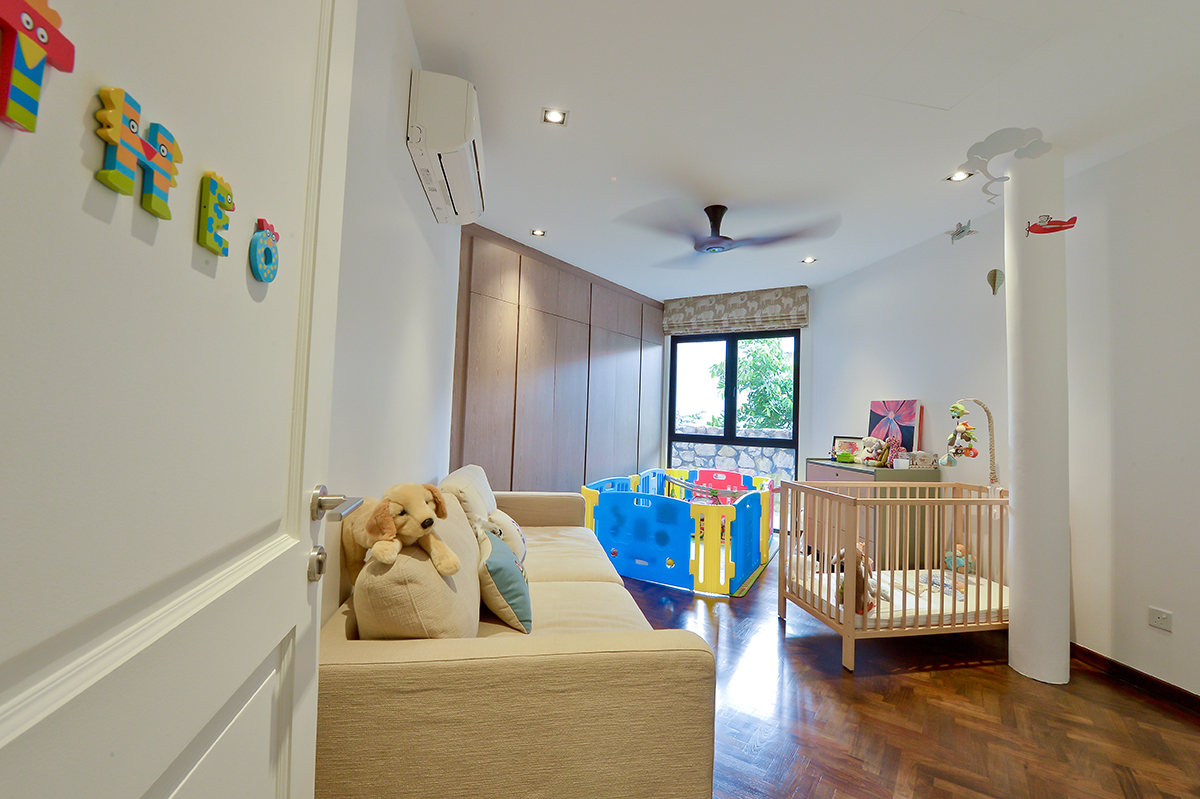 squarerooms richfield landed property house renovation kids childrens room minimalist