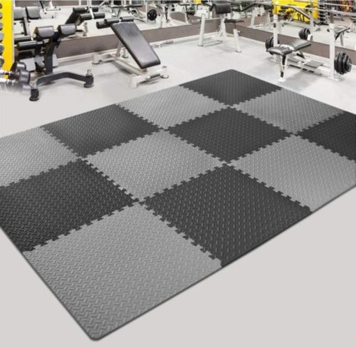 interlocking foam mats