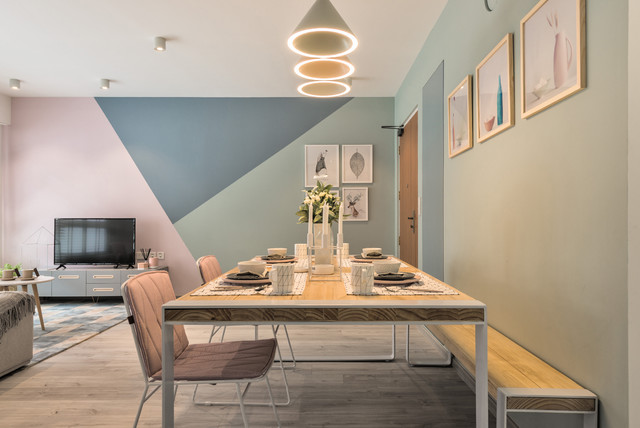 squarerooms-west-ridges-mr-shopper-studio-geometric-colour-block-walls