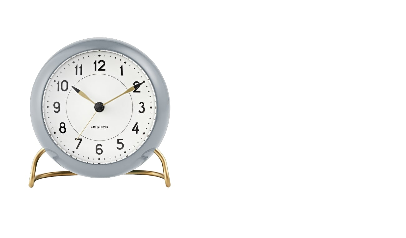 squarerooms-AJ-Station-table-clock-with-alarm-black