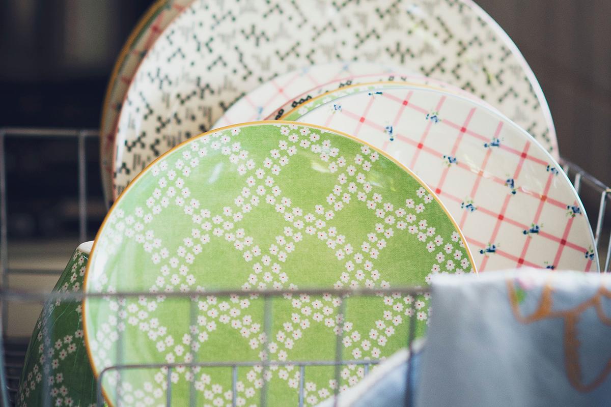 squarerooms dish rack drying