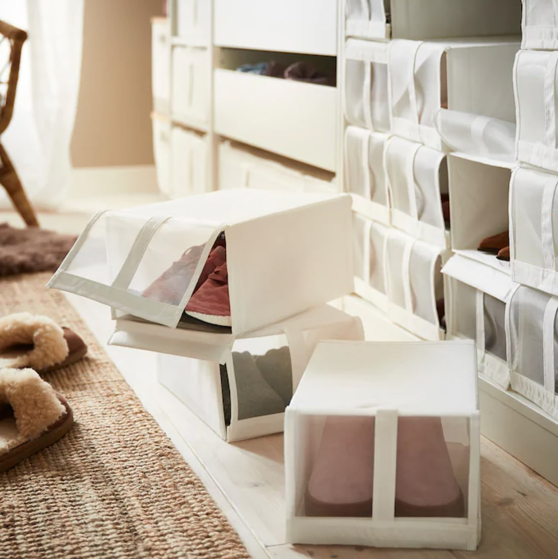 squarerooms-skubb-shoe-cubicles-repurposed-storage-organisers-ikea