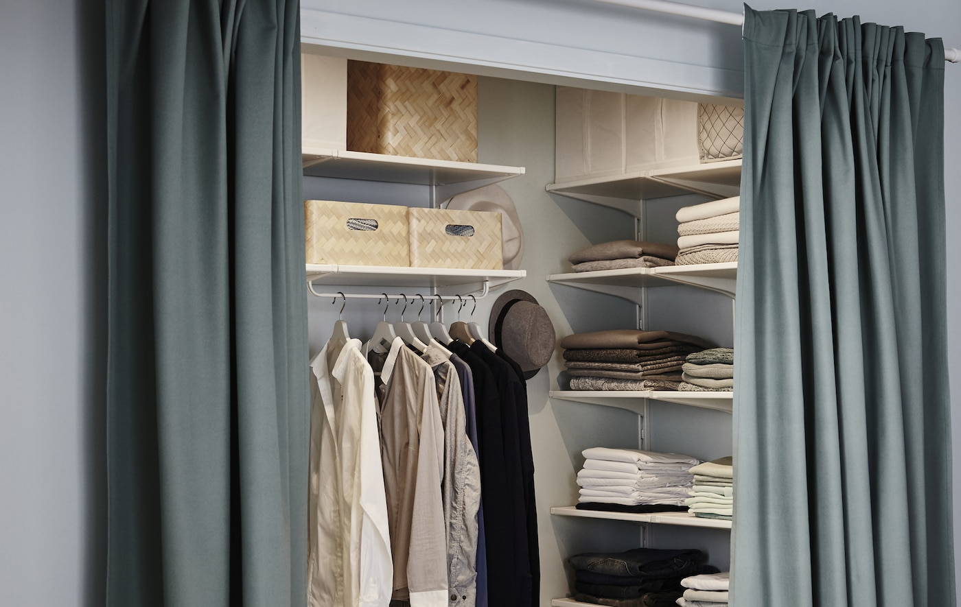 squarerooms-ikea-walk-in-wardrobe-curtain-ideas-closet-blue