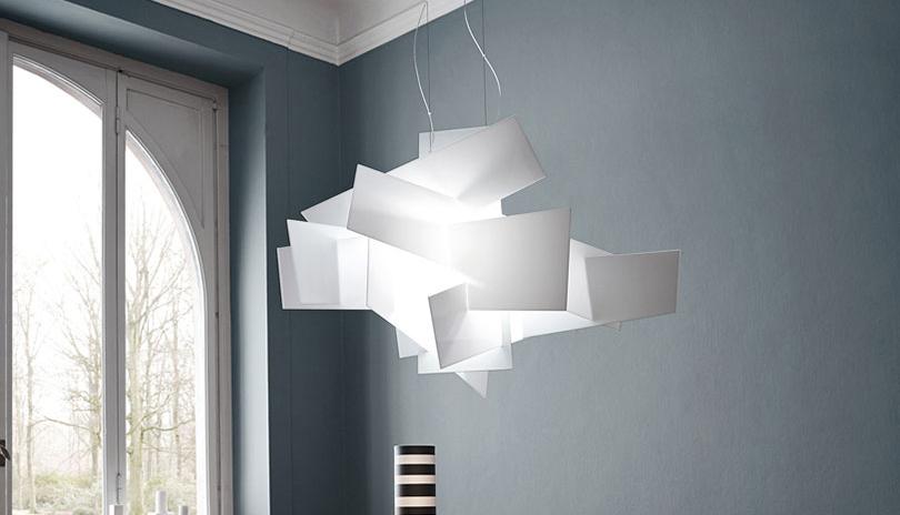 squarerooms foscarini big bang lamp pendant light iconic designer