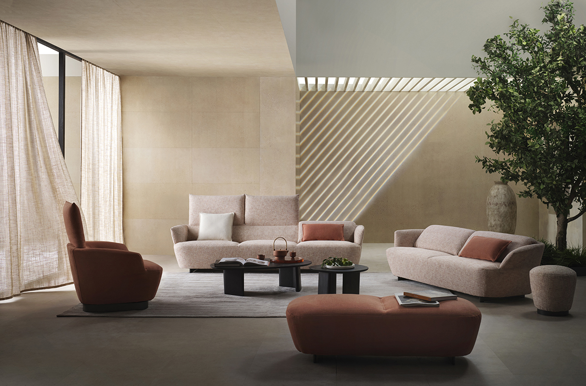 squarerooms king living couch sofa new collection pastel dreamy fleur living room area furniture australia pink red