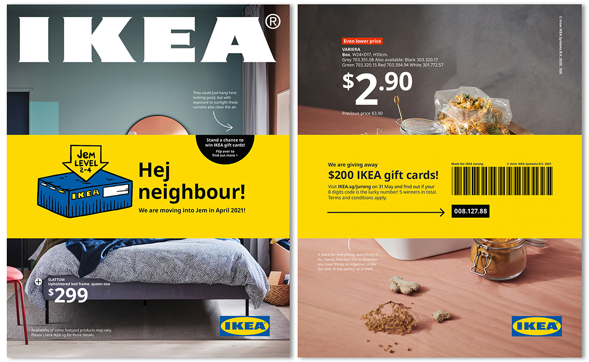 squarerooms ikea new store shop at jem shopping mall furniture small concept opening promotions specials win giveaway catalogue gift card voucher