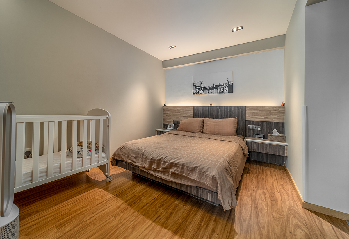 squarerooms michelle lim self home renovation without id interior design neutral wood bedroom minimalist