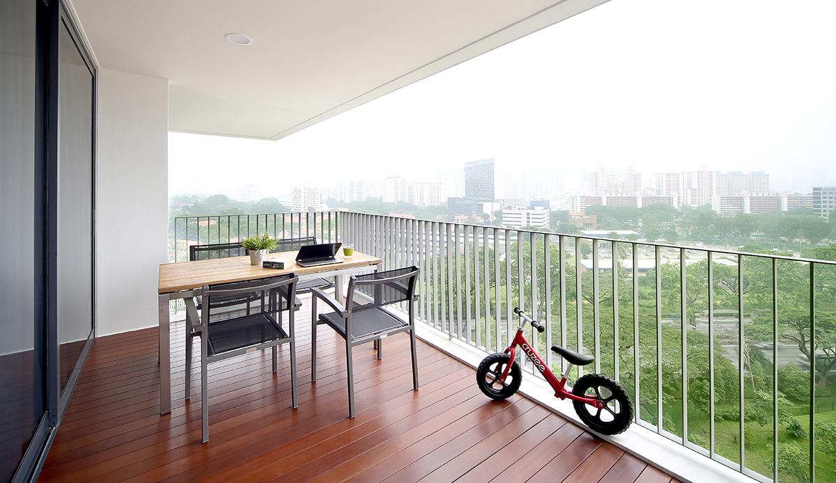 squarerooms home renovation brim design condo balcony wood decking update makeover