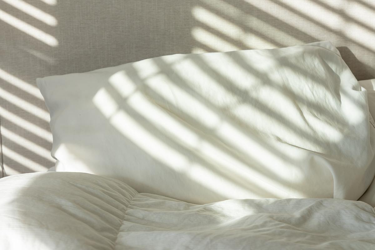 squarerooms bedroom mattress bed blankets cosy bedding