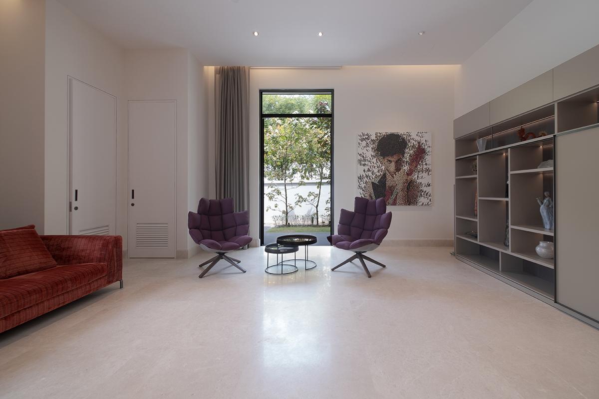 squarerooms sol luminaire home illumination lighting lamps interior design living room white chairs lounge