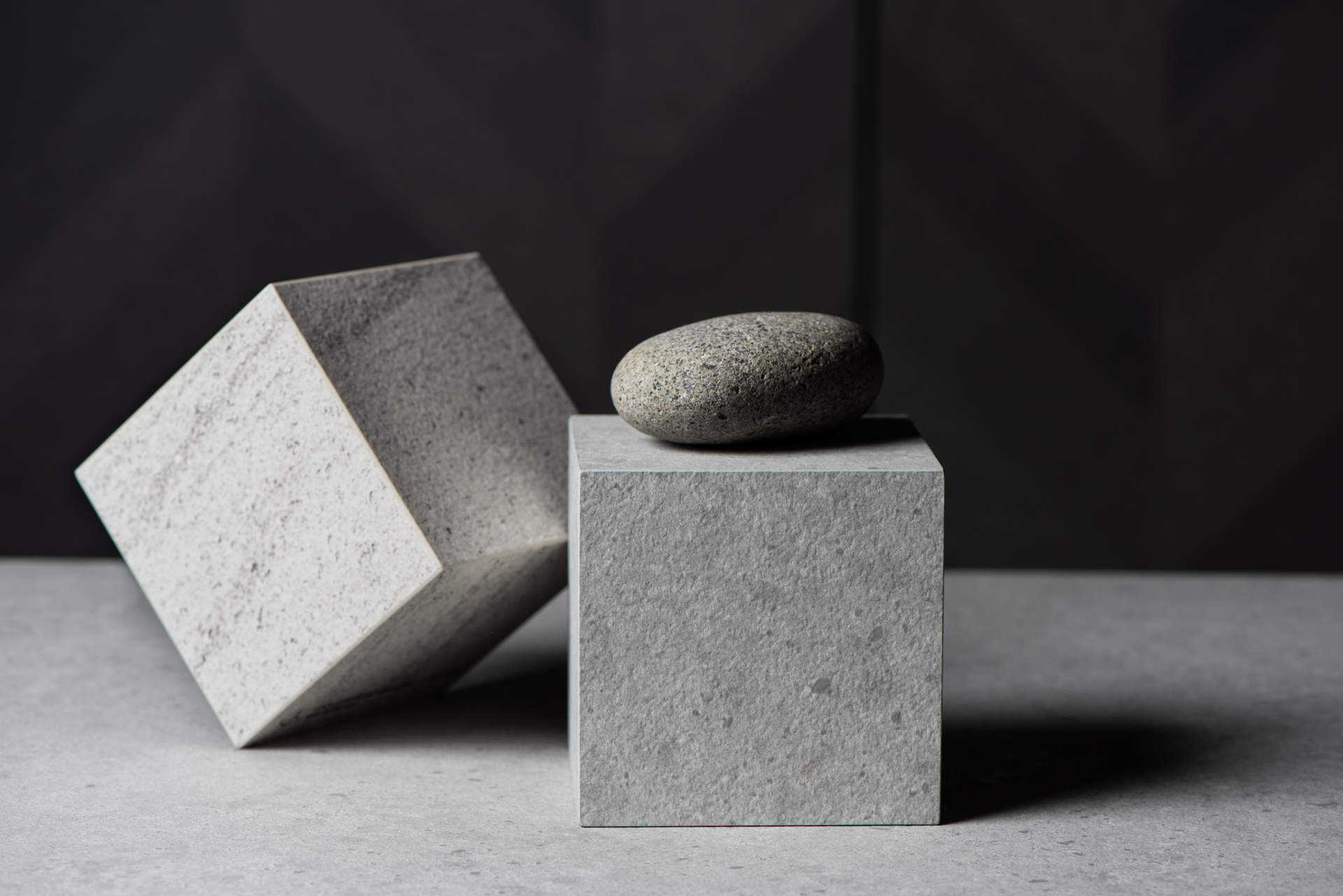 squarerooms lamitak new laminates exclusive collection solid core grey