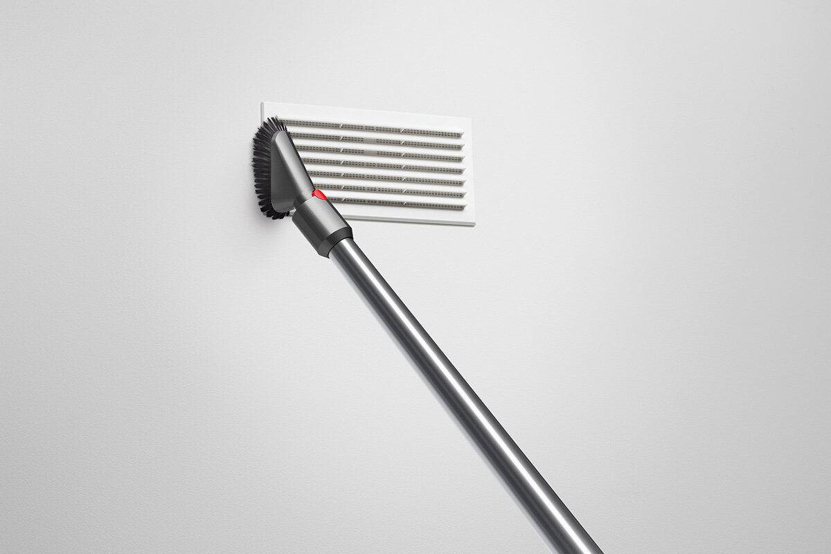 squarerooms dyson v12 detect slim total clean vacuum new launch release appliance cleaning device soft brush tool aircon vent cleaning