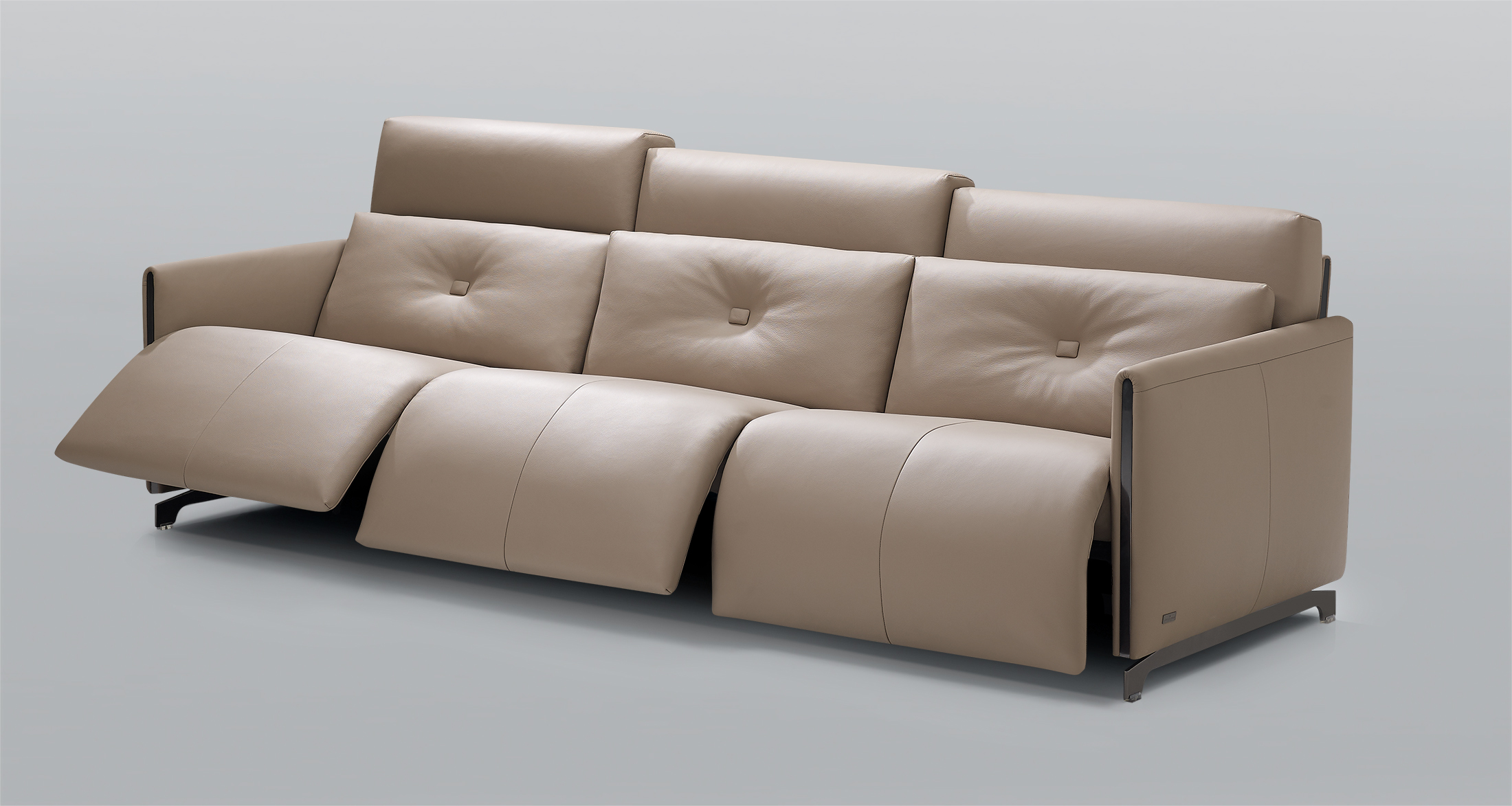 squarerooms kelvin giormani sofas couches leather luxury luxe luxurious new products furniture singapore italian buy abile beige cream