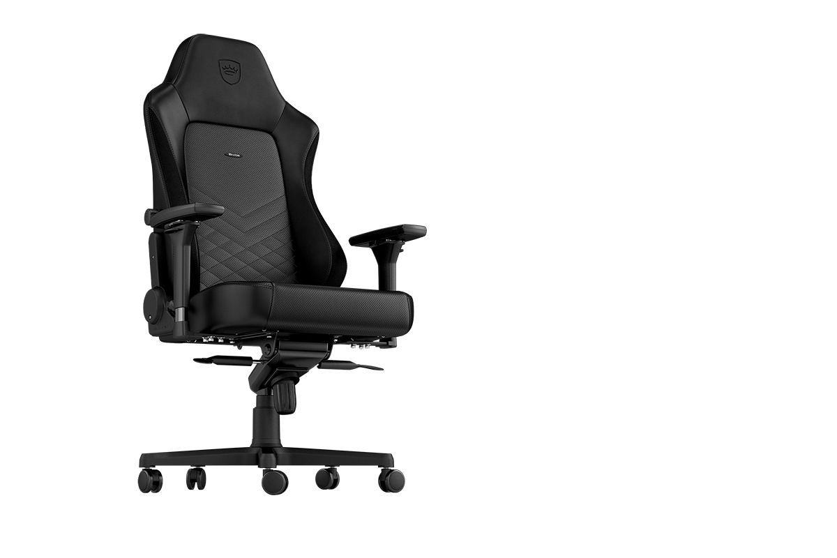 squarerooms noblechairs hero gaming chair black sleek best of 2021 2022 recommended review