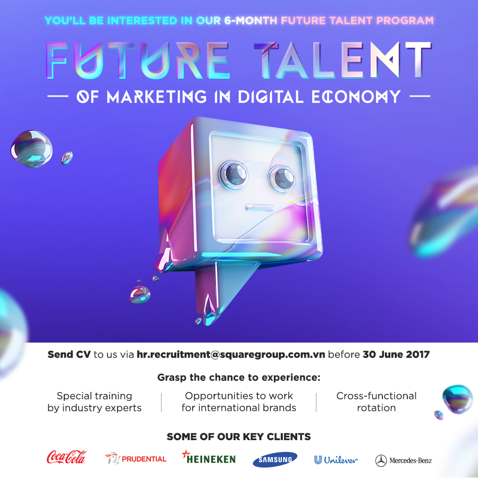 SQUARE GROUP FUTURE TALENT PROGRAM 2017