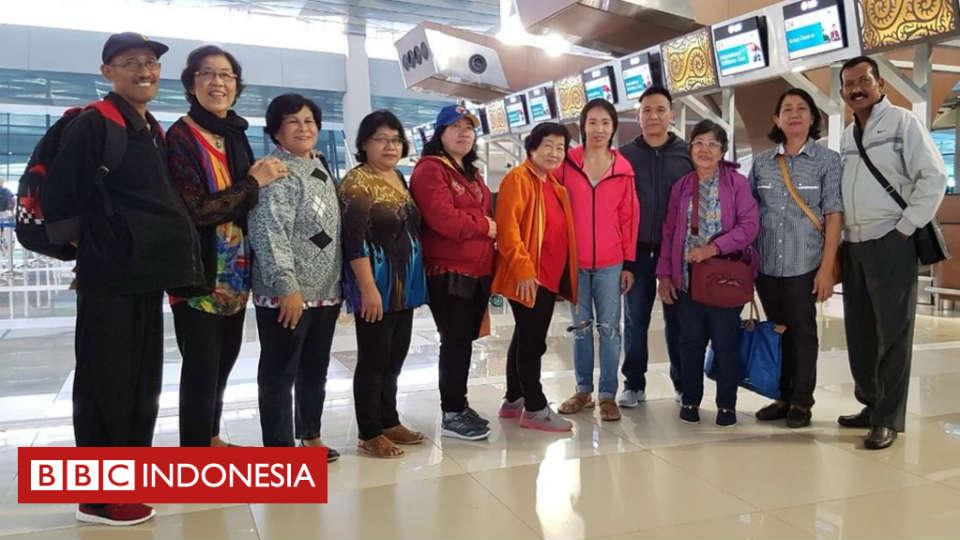 kisah inspiratif Fredy Candra yang mengajak mantan gurunya liburan ke luar negeri
