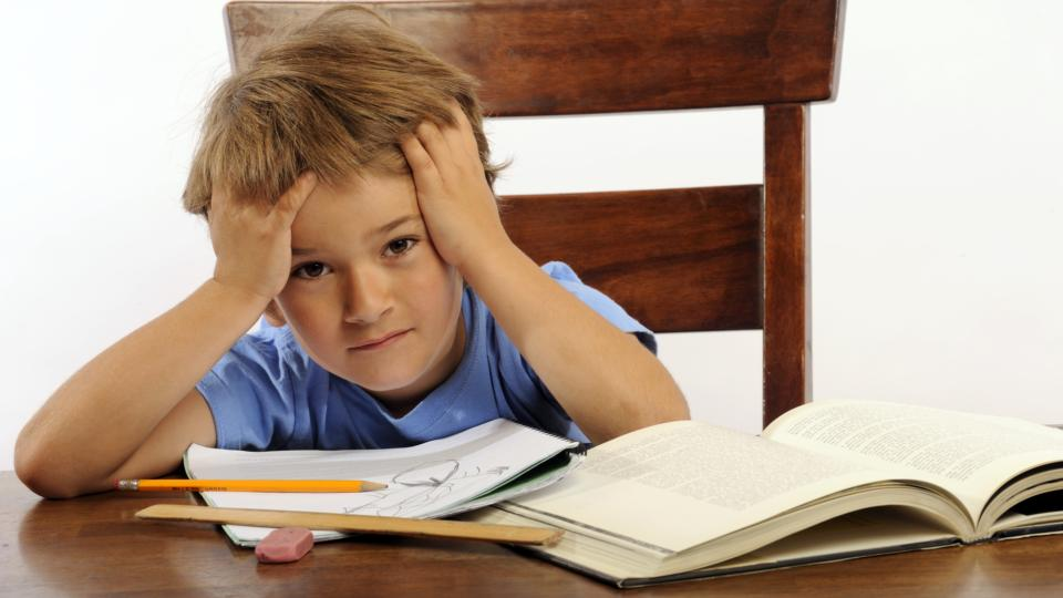 tips untuk meningkatkan konsentrasi belajar anak