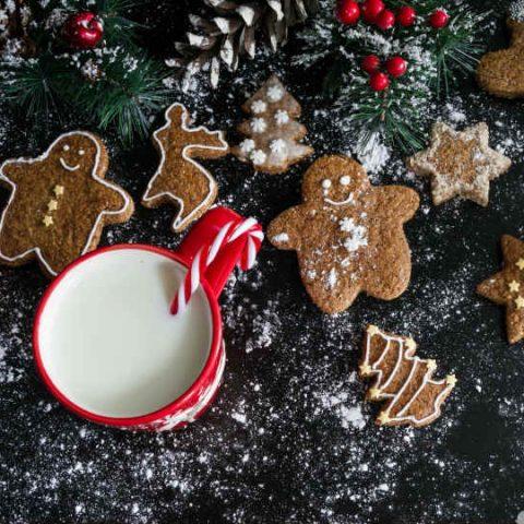 resep kue khas Natal gingerbread cookies