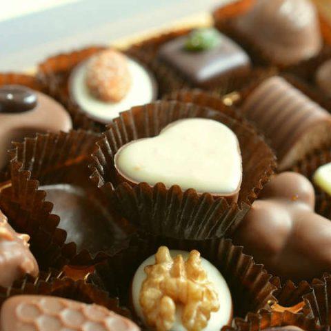 resep cokelat praline enak dan mudah dibuat