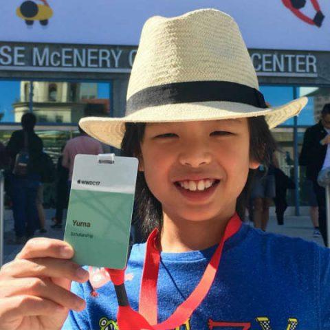 kisah inspiratif dari Yuma Soerianto yang masih berusia 10 tahun