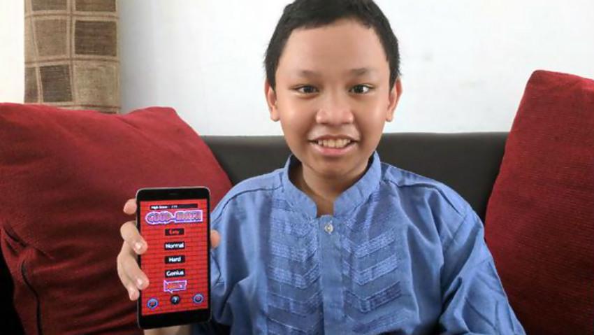 mengenal anak berprestasi pencipta aplikasi belajar matematika