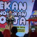 peringatan hardiknas 2018 mengusung tema menguatkan pendidikan majukan kebudayaan