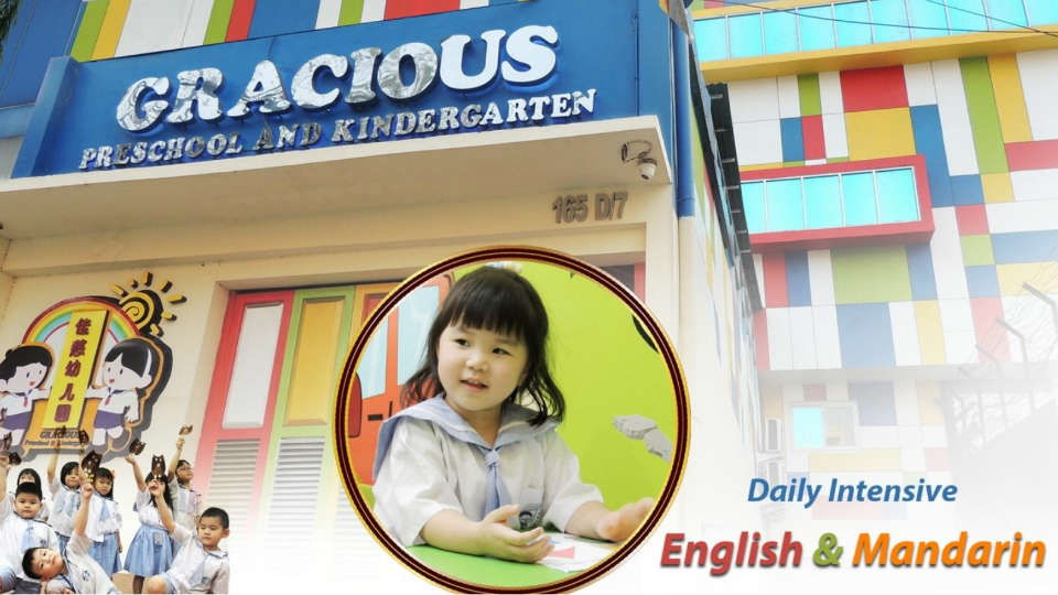 Gracious Preschool & Kindergarten Bidik Calon Franchisee