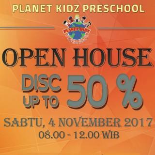 Planet Kidz Preschool Open House 2017